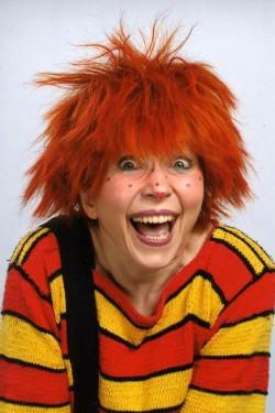Clown Antoschka - Dozentin bei der Applaus Schauspielschule
